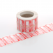 40mm x 19mm (500 roll) FAILED Safety PAT Testing Labels