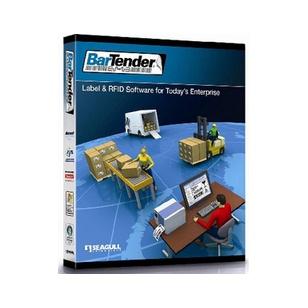 Labelstation Bartender Professional Design and Print 1 PC License