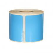 Q-L10154DTBU - Blue Multi Purpose labels 220 labels per roll 101mm x 54mm