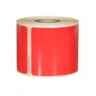 Q-L10154DTRD - Red Multi Purpose labels 220 labels per roll 101mm x 54mm