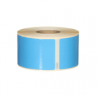 Q-L8936DTBU - Blue Multi Purpose labels 260 labels per roll 89mm x 36mm