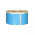 Q-L8936DTBU - Blue Multi Purpose labels 260 labels per roll 89mm x 36mm