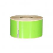 Q-L8936DTGN - Green Multi Purpose labels 260 labels per roll 89mm x 36mm