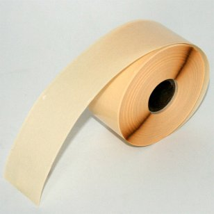 Q-POLY025CL Clear Continuous Polyester Rolls 25mm x 40m