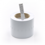 Q-PT10019-300 - White Stick In Plant Tag 100mm x 19mm