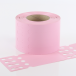 Q-PT19125PP200PK Pink Self-Tie Loop-Lock Tag