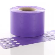Q-PT19125PP200PL Purple Self-Tie Loop-Lock Tag