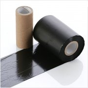 Q-R110BKIHG Black Industrial LabelStation Print Ribbon 110mm x 300m