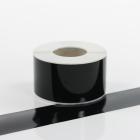 Q-V050BK Black Continuous Vinyl Rolls 50mm x 40m