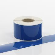 Q-V050BU Blue Continuous Vinyl Rolls 50mm x 40m