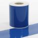Q-V100BU Blue Continuous Vinyl Rolls 100mm x 40m