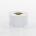 Q-VR050WT White Continuous Removable Vinyl Rolls 50mm x 40m