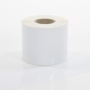 Q-VR075WT White Continuous Removable Vinyl Rolls 75mm x 40m